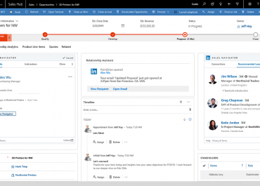 Comment tirer le meilleur de Linkedin Sales Navigator for Dynamics 365