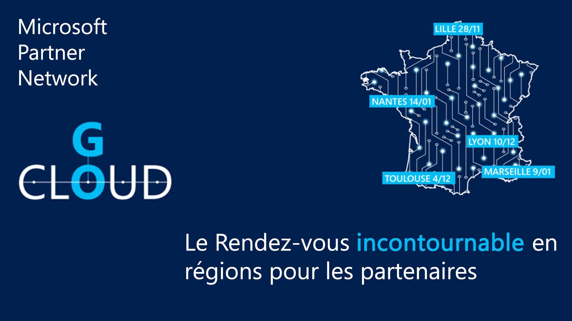 Go Cloud Nantes
