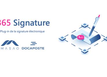 365 Signature : le plug-in de  signature électronique pour Dynamics