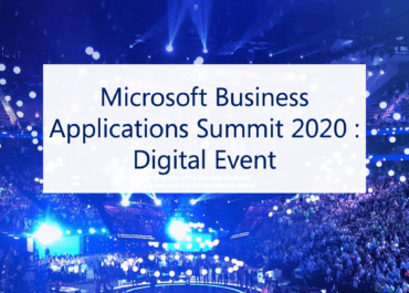 Microsoft Business Applications Summit 2020 : Digital event