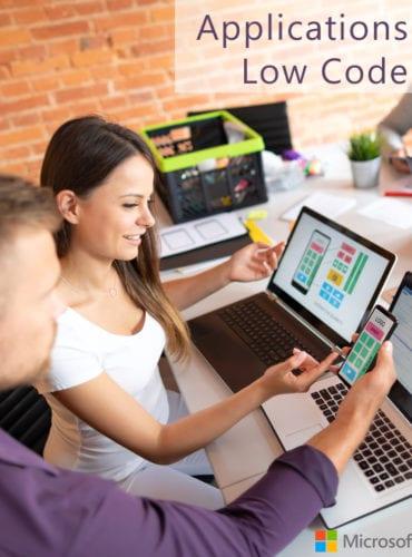 Optimiser l'efficacité grâce au développement d'applications low-code