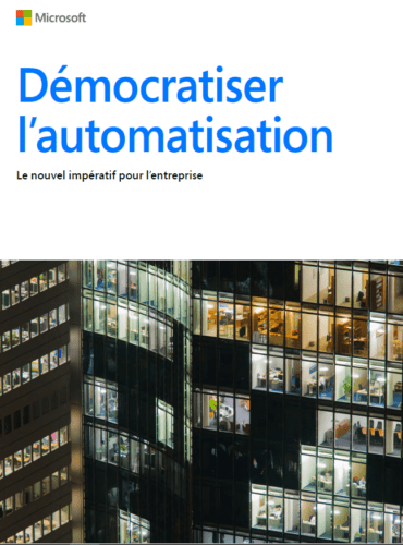 Démocratiser l'automatisation