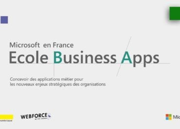 Lancement école Business Apps à Nantes