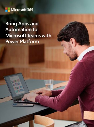 Enrichissez Microsoft Teams avec des applications et de l'automatisation